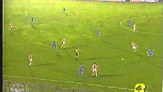 preview picture of video 'Vicenza vs Chelsea - Semifinale di andata Coppa delle Coppe (02.04.1998)'