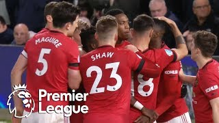 Anthony Martial heads Man United in front of Chelsea | Premier League | NBC Sports
