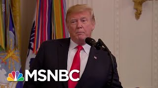 New Poll: 47% Of America Says Donald Trump Should Be Removed From Office   The 11th Hour   MSNBC