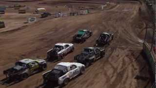 Lucas Oil Off Road Racing  2012  Round 1  Pro 4 Highlights