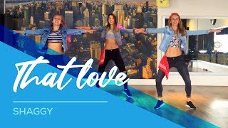 That Love - Shaggy - Easy Fitness Dance Choreography