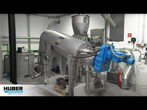 Video: HUBER-Lösungen zur Abwasserbehandlung in der Getränkeindustrie