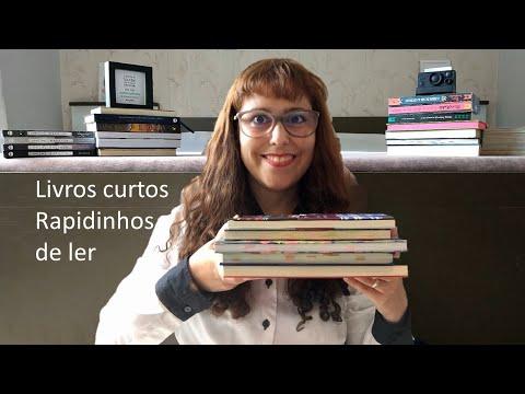 Livros para ler em um dia!