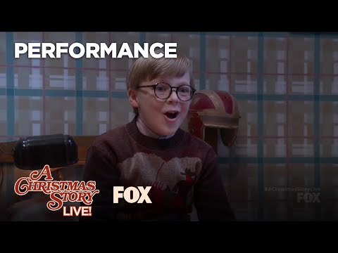it all comes down to christmas performance a christmas story live - A Christmas Story Soundtrack