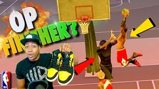 HOUSE RULES Dunks = 4pts / Sneaker Update - NBA 2K17 MyPark 3v3