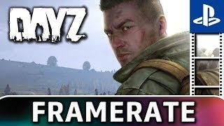 DayZ | PS4 & PS4 PRO | Frame Rate TEST