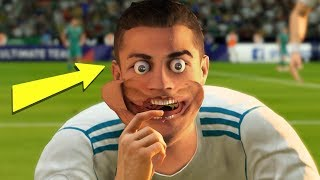 Best FIFA 18 FAILS ● Glitches, Goals, Skills ● #3