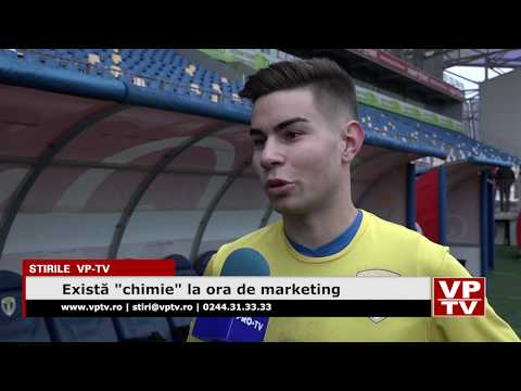"Există ""chimie"" la ora de marketing"