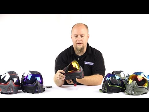 Push Unite Paintball Mask – Review
