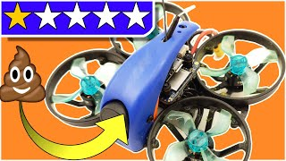Honest FPV Drone Review - SPCMaker Mini Whale HD Review