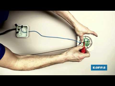 Elektriciteit badkamerventilator aansluiten - Klustips | GAMMA België