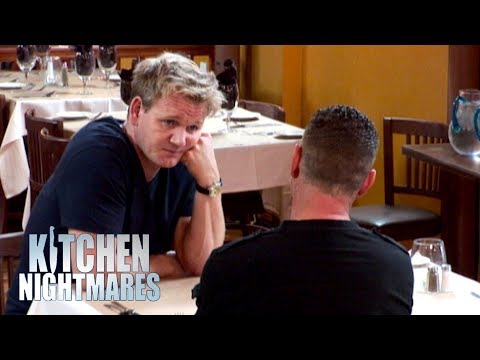 Gordon Ramsay Has A Heart To Heart With Owner   Kitchen Nightmares