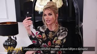 Leonora Jakupi i rikthehet muzikës, pranon lidhjen e dashurisë - MIRAGE – 19.07.2019