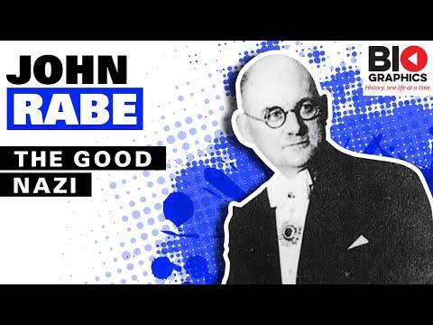 John Rabe: The Good Nazi