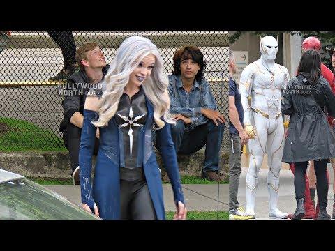 "The Flash Season 6 Promotional Photos ""Into the Void"" Set Photos"
