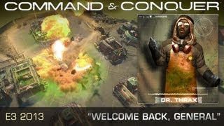 Picture of a game: Command And Conquer: Generals
