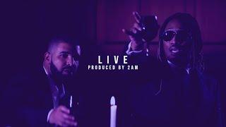 [FREE BEAT] Future x Drake Type Beat 2016 Free Instrumental - Live (Prod. By 2AM)