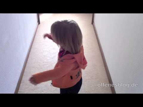 Der Jacken-Anzieh-Trick für Kinder