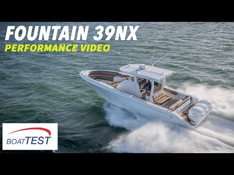 Fountain 39 NX video