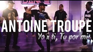 Rosalia & Ozuna Yo X Ti, Tu X Mi | Chapkis Dance | Antoine Troupe Choreography