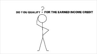 How to: Know if You Qualify for the Earned Income Credit With Dependents