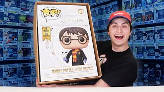 Unboxing The Worlds Largest Funko Pop!