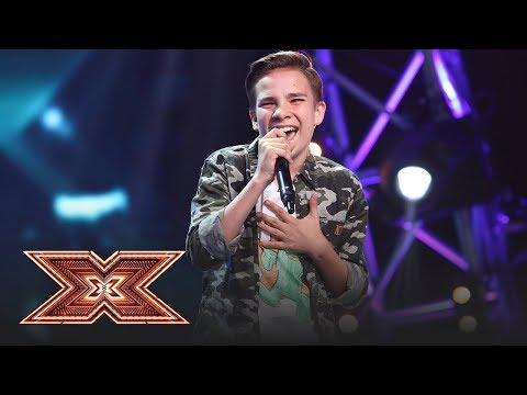 Eduard Ungureanu – Janis joplin cry baby [X Factor] Video