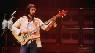 The Who- Won't Get Fooled Again - John Entwistle's isolated bass (live) HQ SOUND