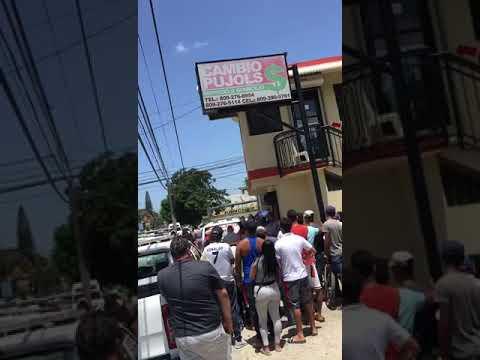 Matan de balazo mensajero de Casa de Cambio Pujols, en Gurabo