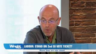 Wayne Hemingway shares his views on a 2nd EU vote ticket thewrightstuff