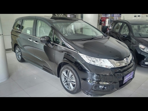 In Depth Tour Honda Odyssey RC Facelift - Indonesia