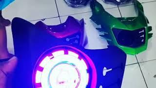 Proji dan reflektor custom ninja rr new,r,rr old,ssr