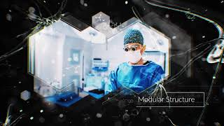 Neurons Medical Slideshow After Effects