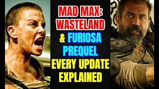 2 Mad Max Movies In Works – Mad Max Wasteland & Furiosa Prequel - Everything We Know So Far