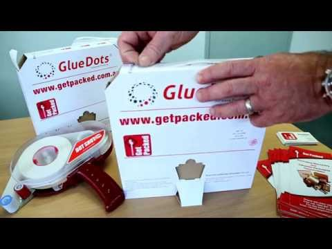 Glue Dots from Get Packed