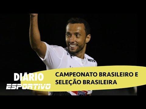 Brasileirão, Seleção e Liga dos Campeões em pauta no Diário Esportivo