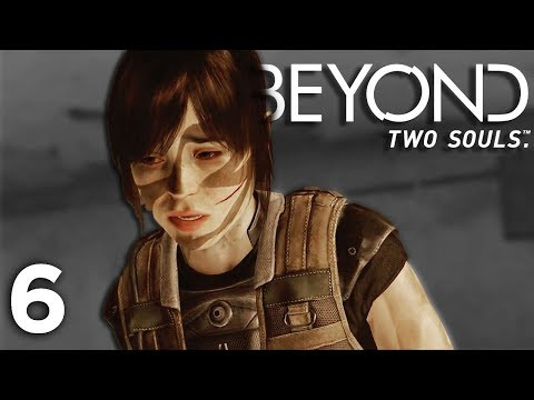 G.I. JODIE GOT BETRAYED!! | Beyond Two Souls | Lets Play - Part 6