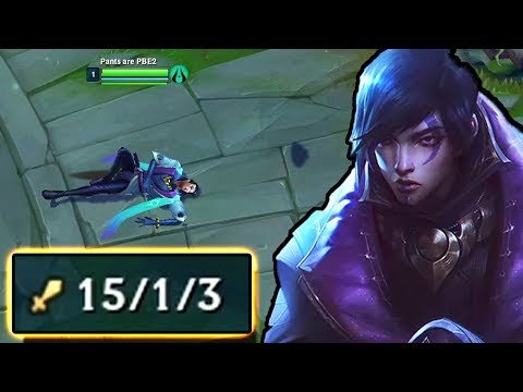 APHELIOS IS ACTUALLY MORE BROKEN THAN ZOE ON RELEASE | League of Legends Gameplay