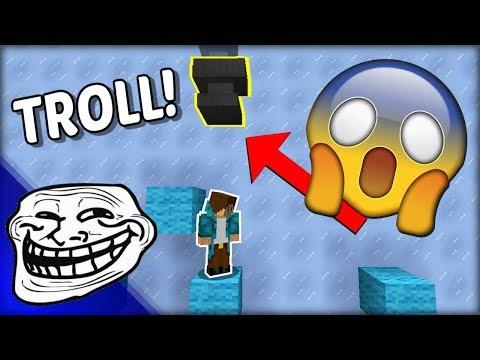 LEDOVĚ-OHNIVÉ PŘEKVÁPKO Z NEBES NA SYSLA !! - Troll Challenge !