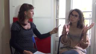 Mouvement Français pour un Revenu de Base – ITW Aurélie – Coordinatrice internationale