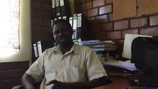 CHIBOW ESR interviews Dennis E. director of Project Hope Worldwide