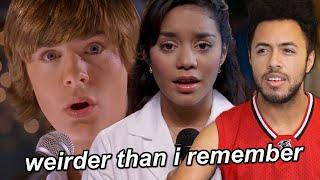 High School Musical Is A Pretty Weird Movie