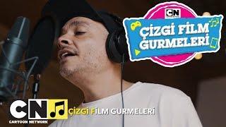 CEZA | Çizgi Film Gurmeleri Rap | Şarkı | Cartoon Network Türkiye