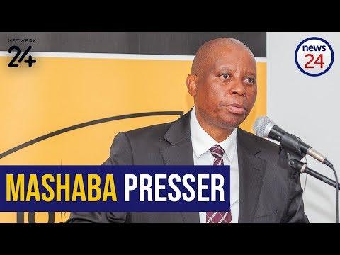WATCH LIVE | Joburg Mayor Herman Mashaba resigns, briefs media on his plans