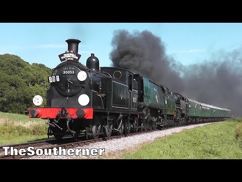 Swanage Railway 'Southern Sunrise' Gala 9th July 2017