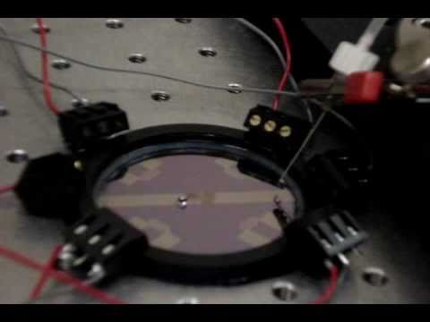 Watch As Scientists Use Heat To Steer Droplets Across A Surface