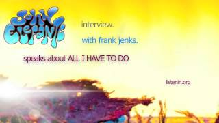 7. John Elefante speaks about ALL I HAVE TO DO
