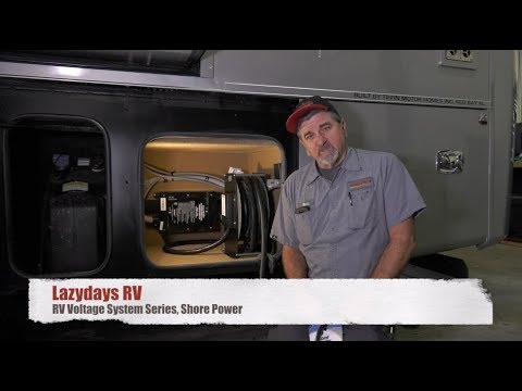 Lazydays RV Service: Voltage System Series – Shore Power