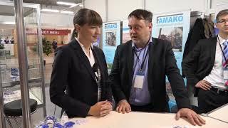 """Компания FAMAKO FAM на выставке """"Горное дело - 2018"""" в Екатеринбурге"""