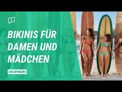 Bikinis für Damen und Mädchen | Exklusiv bei DECATHLON